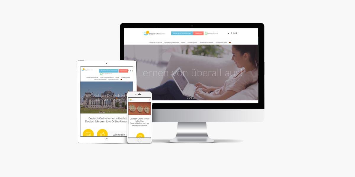 Diseño Web German Online Training