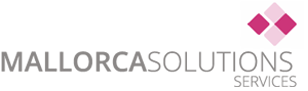 Diseno logo Mallorca Solutions