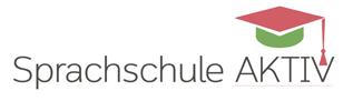 Diseño del Logotipo Sprachschule Aktiv