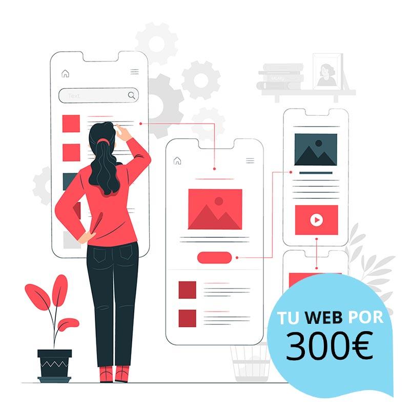 Ordenadores Diseño Web Cádiz